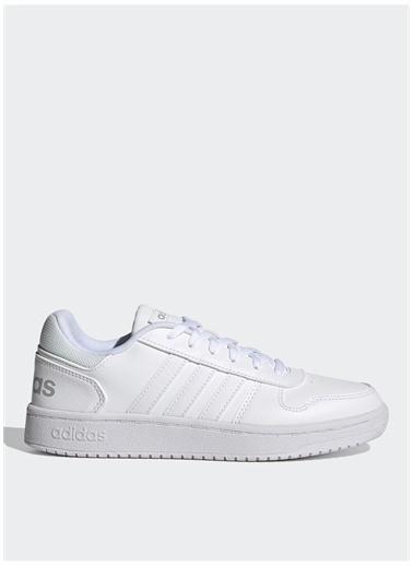 adidas adidas FY6024 HOOPS 2.0 Kadın LifestyleAyakkabı Beyaz